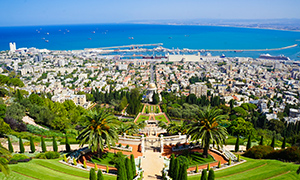 Restaurants in Haifa